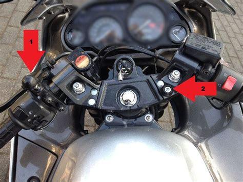 Navi Halterung Motorrad Stummellenker by Navigationsger 228 T An Zzr 600 Silencers Blog