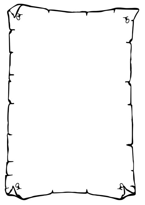 How To Make Paper Borders - big image png