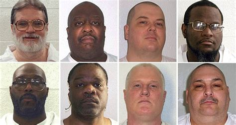 arkansas execution why arkansas plans to execute a historic number of inmates