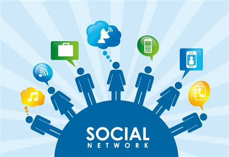 Free Email Search For Social Networks Social Network 8 Free Vector Graphic