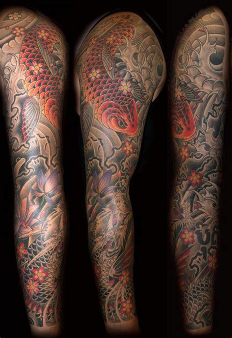 full hand sleeve tattoo full hand sleeve tattoo men 3d