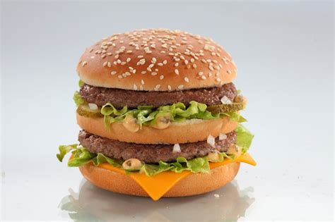 make a bid how to make a big mac