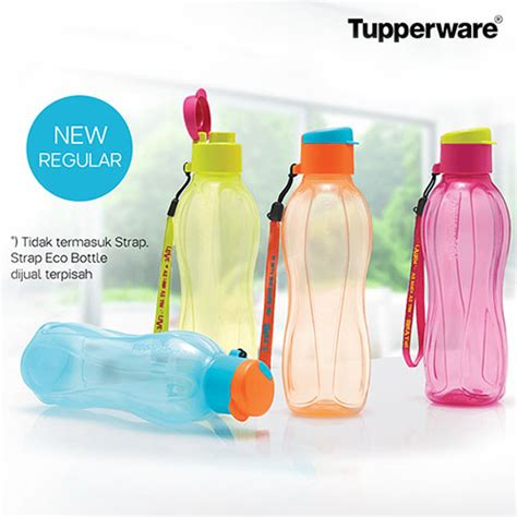 Tupperware Botol Minum 500ml eco bottle 500ml tupperware promo terbaru katalog promo