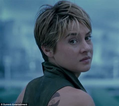 divergent short haircuts shailene woodley is pitted against kate winslet in