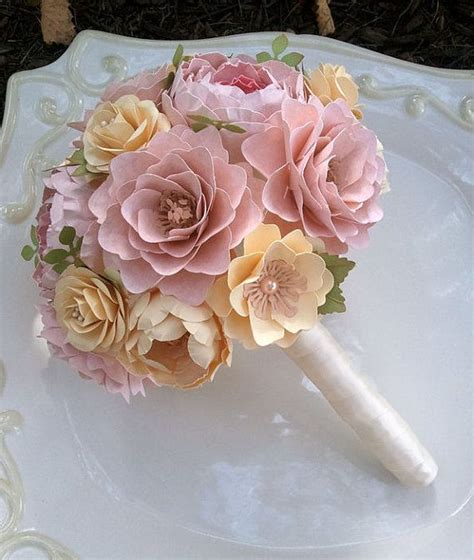 Paper Flower Ideas - 25 unique paper flower bouquets ideas on