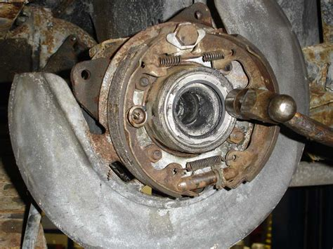 Hub Sleve Inner Kijang 1963 1982 corvette rear bearing and u joint overhaul cc tech