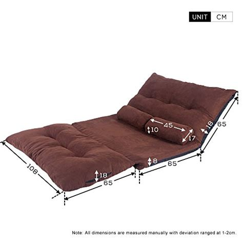 Most Comfortable Sofa Beds Life Carver Adjustable Floor Double Sofa Bed Thicken