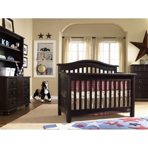 Have To Have It Bonavita Hudson Lifestyle 4 In 1 Curve 6 Nursery Furniture Set