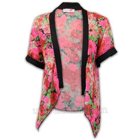 Kaftan Cardigan cardigans womens kimono chiffon floral top