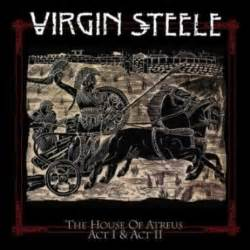house of atreus virgin steele the house of atreus act i act ii encyclopaedia metallum the