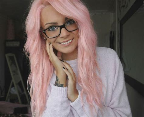 light pink hair ideas  pinterest pastel pink