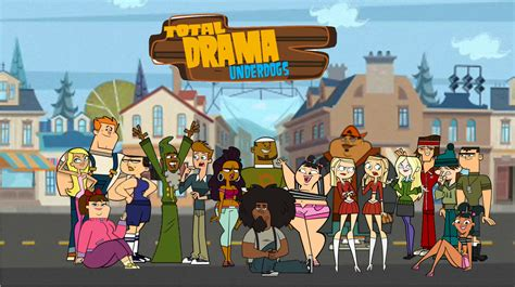 underdogs film 2015 wiki total drama underdogs total drama ocs and canon wikia