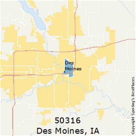zip code map des moines best places to live in des moines zip 50316 iowa