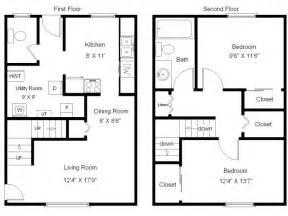 4 bedroom townhomes townhouse floor plans 4 bedroom www imgarcade com