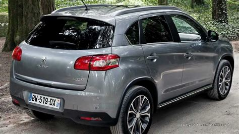 peugeot suv 2014 peugeot 4008 2014 www pixshark com images galleries