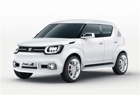 future models suzuki 2016 im 4 geneva suzuki uncovers hybrid suv