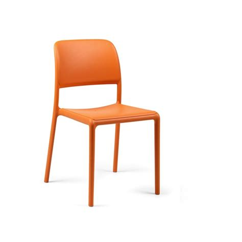 but chaise 717 chaise empilable riva bistrot