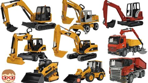 childrens truck excavator for children trucks for