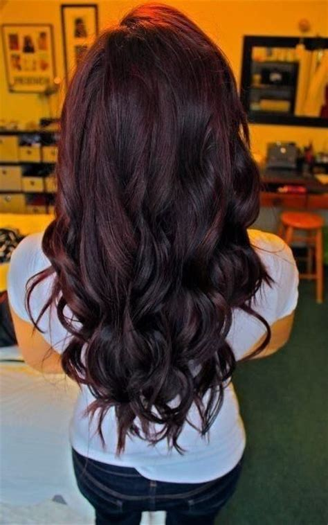 how will black cherry hair dye come out witj red hair black cherry hair colors for 2017 best hair color ideas
