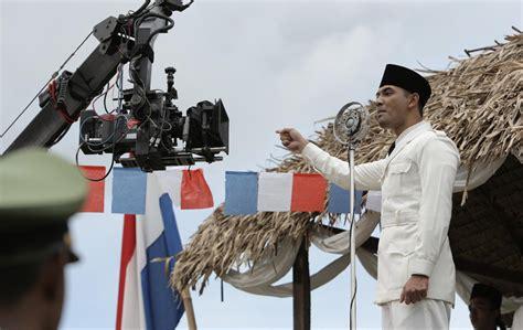 film soekarno di youtube soekarno di belakang tabir hanung bramantyo bawa