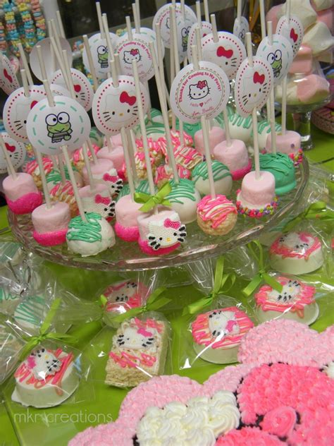 party themes hello kitty mkr creations hello kitty birthday party theme