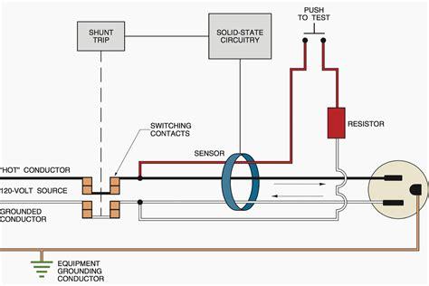 ground fault receptacle wiring diagram car repair