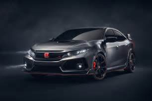honda previews production u s spec civic type r with sharp new prototype motor trend