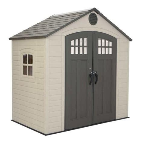 Lifetime Storage Sheds 60113 Lifetime 8 X 5 Storage Building On Sale With Free