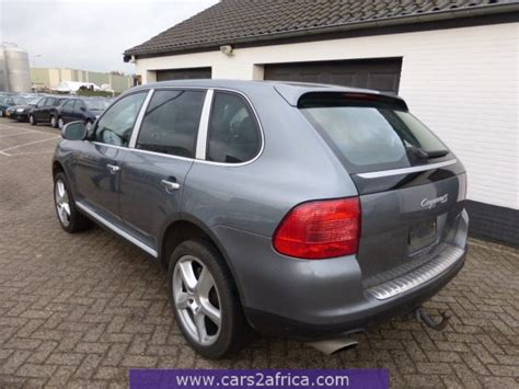 Porsche Cayenne V8 by Porsche Cayenne S 4 5 V8 63995 Used Available From Stock