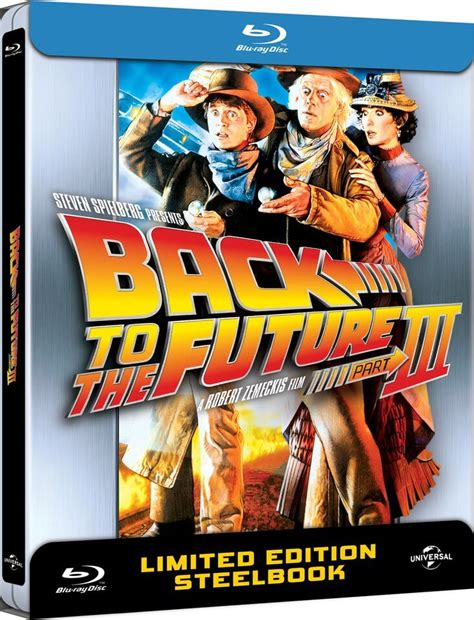 Exclusive Limited Editions At 20ltd by Back To The Future 3 Zavvi Exclusive Limited Anniversary