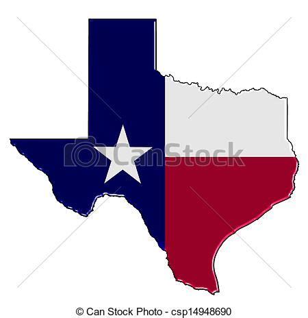 texas map clipart stock illustration of texas map csp14948690 search vector clipart drawings and eps graphics