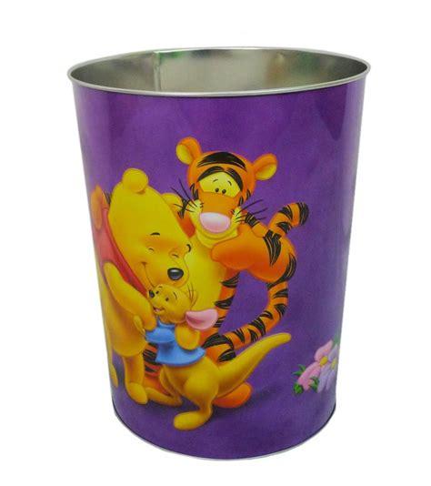 Storage Bin Laundry Bag Winnie The Pooh Eeyore disney winnie the pooh metal waste paper rubbish dust bin bedroom tidy ebay