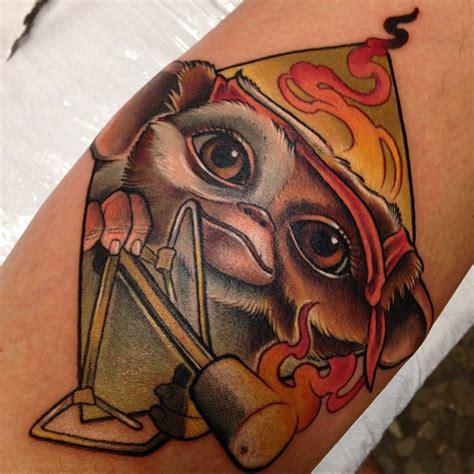 rambo gizmo gremlins tattoo best tattoo ideas amp designs