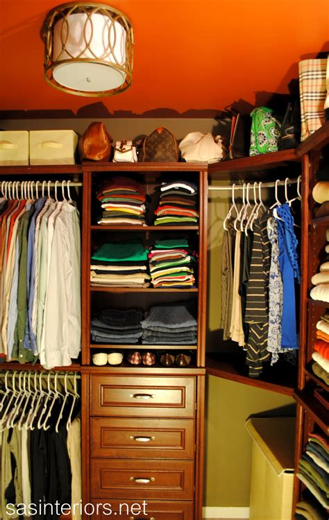 from wire to wood master closet makeover reveal