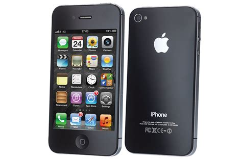 Iphone 4s 16gb Black apple iphone 4s 16gb black gsm factory unlocked smartphone fast ship from ny 885909537945 ebay