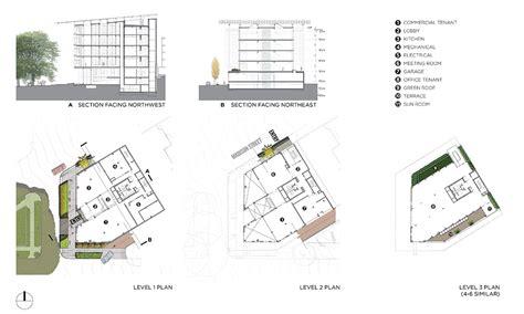 Garage And Apartment Plans Bullitt Center Uli Case Studies