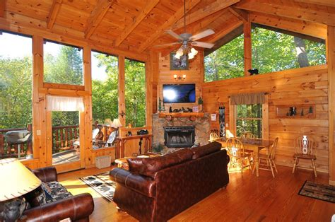 Smokey Mountain House Rentals by Smoky Mountain Cabin Vacation Rental