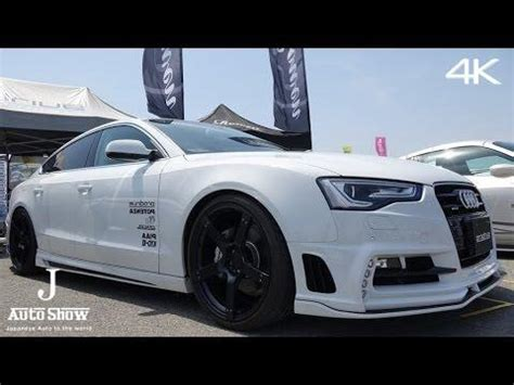 audi a5 modified 4k rowen audi a5 modified 狼炎アウディa5カスタム af imp スーパーカーニバル