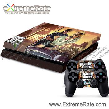 Ps4 Skin Custom Order custom original protector skin sticker for ps4 system playstation 4 console buy skin sticker