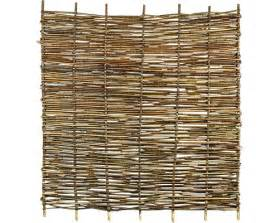 holzabtrennung für den garten blumenkasten mit rankgitter holz obi bvrao