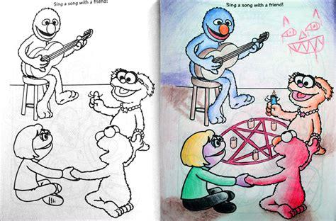 coloring book corruptions coloring book corruptions corrompiendo los cuadernos para