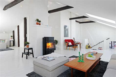 design an apartment renovated attic duplex apartment design idesignarch