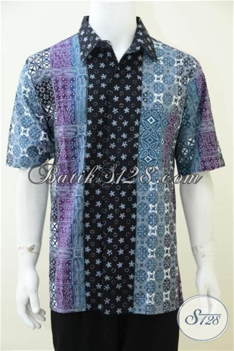 Baju Gamis Laki Laki Lengan Pendek jual busana batik lengan pendek untuk laki laki