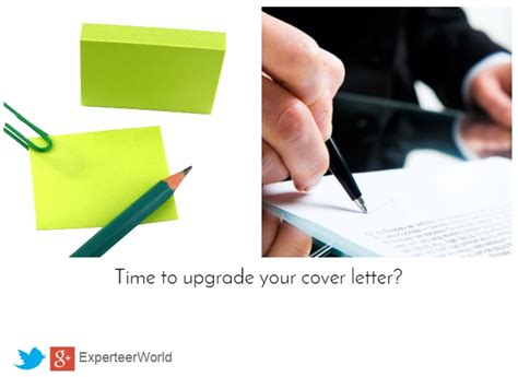Cover Letter For Upgrade Application Archives Page 4 Of 5 Experteer Magazine