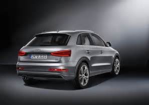 About Audi Q3 2012 Audi Q3 Officially Unveiled Ahead Of Shanghai Debut