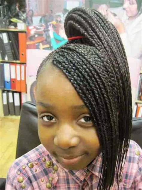 Braided Hairstyles With Bangs by American Braided Hairstyles With Bangs Hairstyles