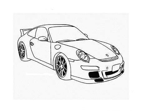 porsche drawing speed drawing porsche 911 быстрое рисование порше 911