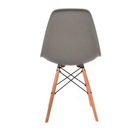 Charles Eames Dsw by Eames Dsw Chair Telegrijs Charles Eames Chairs