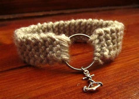 swankee originals knit bracelet swankee yankee