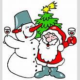 Feiern Sie Ihre Weihnachtsfeier nicht mit einem Weihnachtsmann ...